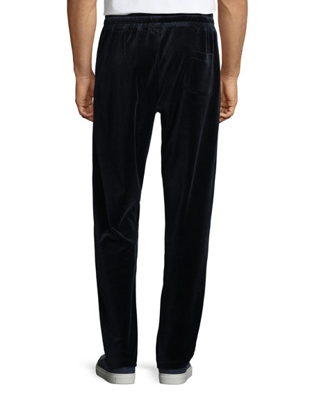 Men's Jersey Velvet Lounge Pants