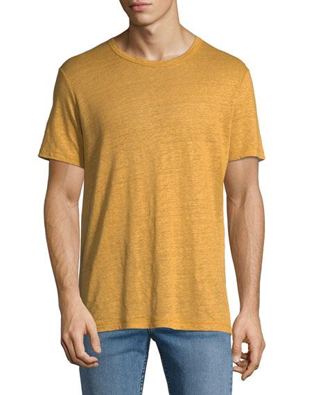 Men's Storm Linen Essential T-Shirt