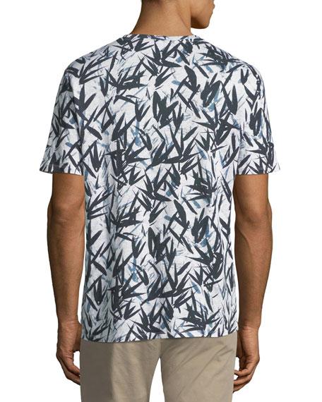 Men's Graphic Pinal Linen Jersey T-Shirt