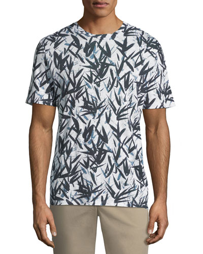 Men's Graphic Pinal Linen Jersey T-Shirt