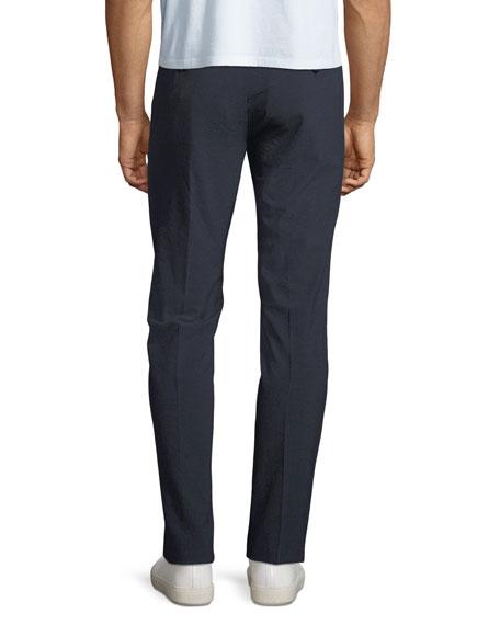 Men's Mayer Function Seersucker Straight-Leg Pants