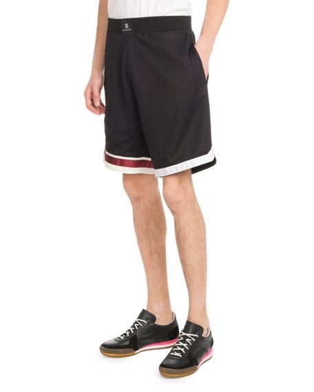 Men's Lightning Bolt Basketball Shorts