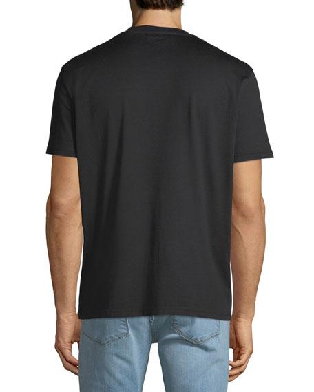 Men's Destroyed Logo Graphic T-Shirt