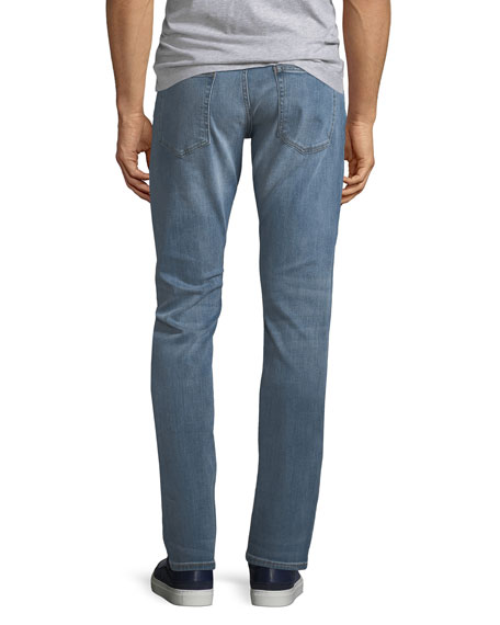 Men's Russell Slim-Straight Jeans, Axe