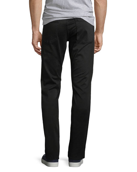 Men's Russell Slim-Straight Jeans, Coal