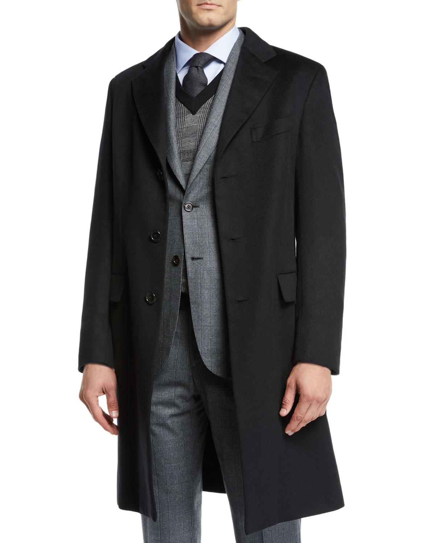 b2f9b97d982 Brioni Men s Cashmere Car Coat