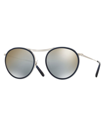 Men's MP 3 30th Metal/Acetate Sunglasses