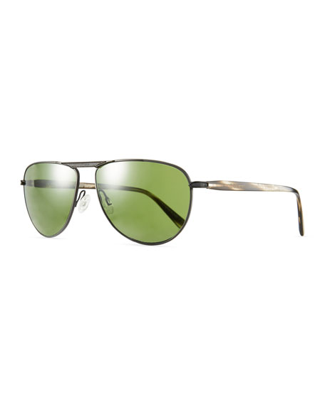 Oliver Peoples Men's Conduit Street Metal Sunglasses