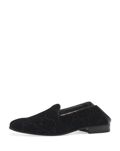 Men's Gallipoli Velvet Slip-On Loafer