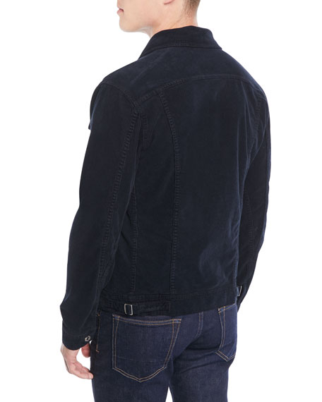 Men's Icon Corduroy Jean Jacket