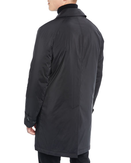 Men's Super-Stretch Raincoat