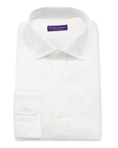 Men's Cotton Flannel Dress Shirt