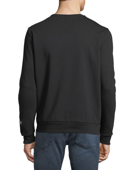 Men's Peanuts Linus Graphic-Applique Sweatshirt