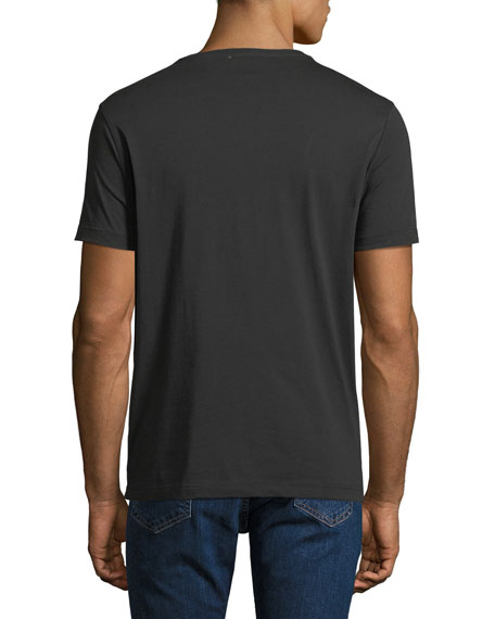Men's Peanuts Linus Hands-Up Graphic T-Shirt