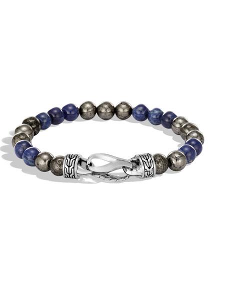 John Hardy Men's Classic Chain Silver Bracelet