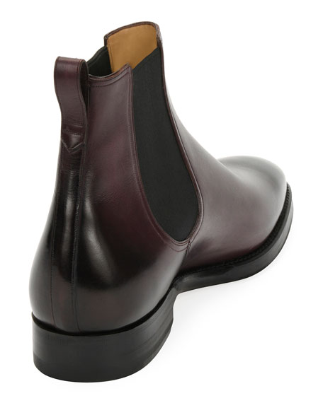 Men's Scarano Goodyear Leather Chelsea Boot