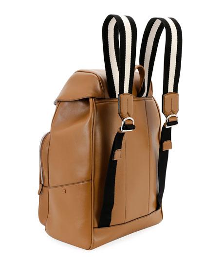 Men's Rafa 1 Leather Backpack