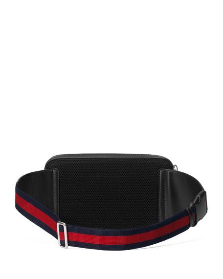 b1ce9e46c5dc Gucci Men's GG Supreme Canvas Belt Bag/Fanny Pack | Neiman Marcus