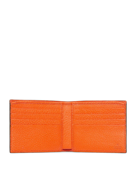 Men's Logo Signature Web Wallet