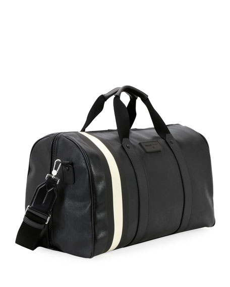 Men's Stuart OF0 Faux-Leather Weekender Bag