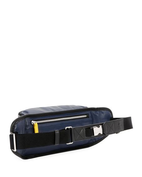 Men's Break 77 Leather Belt Bag/Fanny Pack