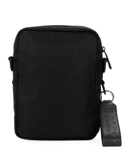 Men's Triller 0 Nylon Crossbody Bag