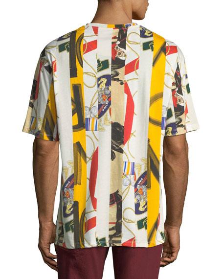 Men's Georgeston Graphic Cotton T-Shirt