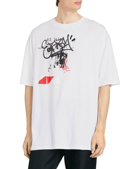Men's Cordon Graphic T-Shirt