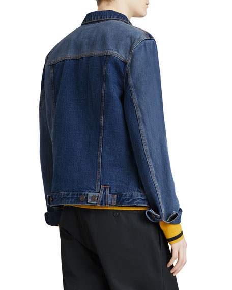 Men's Skipper Denim Jacket