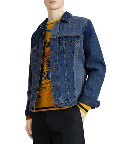 Men's Skipper Denim Jacket