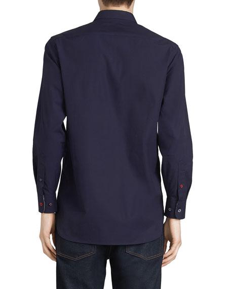 Men's William Poplin Sport Shirt