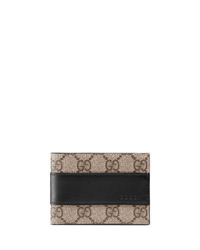 Men's GG Supreme Wallet