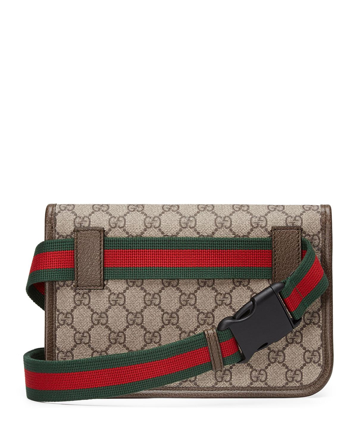 1c71e70c1ab4 Gucci Men's Neo Vintage Belt Bag/Fanny Pack   Neiman Marcus