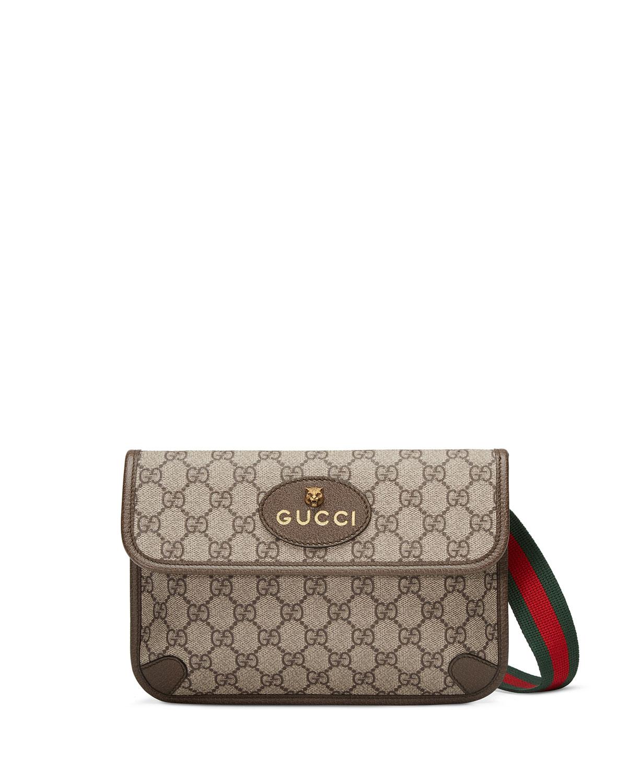 ec45cdaa54e Gucci Men s Neo Vintage Belt Bag Fanny Pack