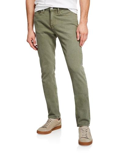 L'Homme Slim-Fit Jeans