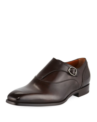 Men's Blake Milano Monk-Strap Shoe