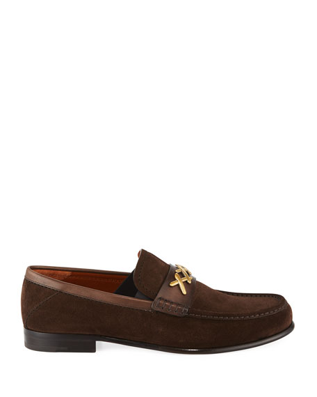 Men's XXX Suede Penny Loafer