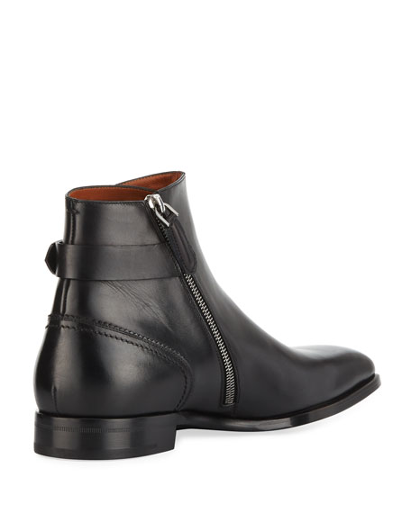 Men's Milano Blake Leather Boot, Black