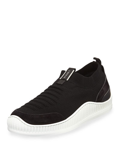 Men's TECHMERINO Wave Slip-On Sock Sneakers