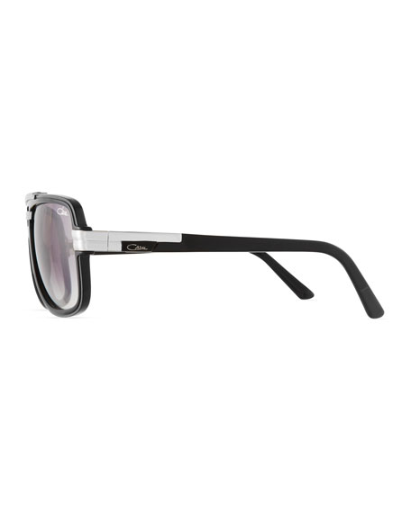 Men's Acetate Aviator Sunglasses