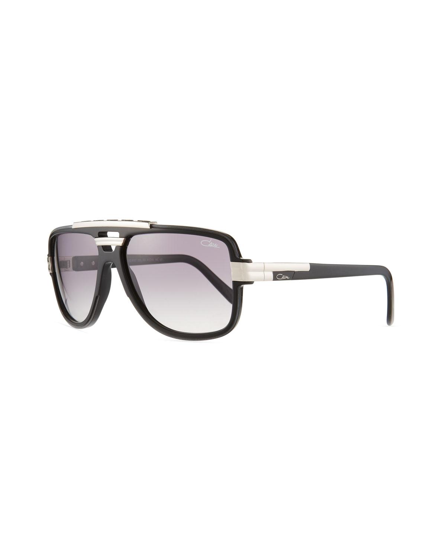 7ca363e0b2e Cazal Men s Acetate Aviator Sunglasses
