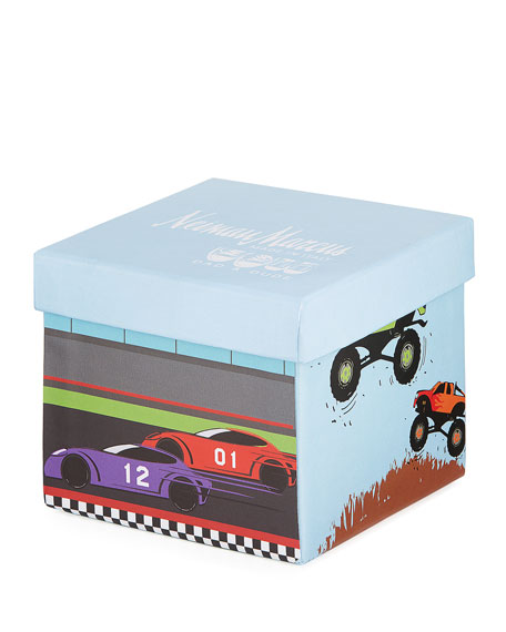 Dad & Dude Monster Trucks Socks Cube Set