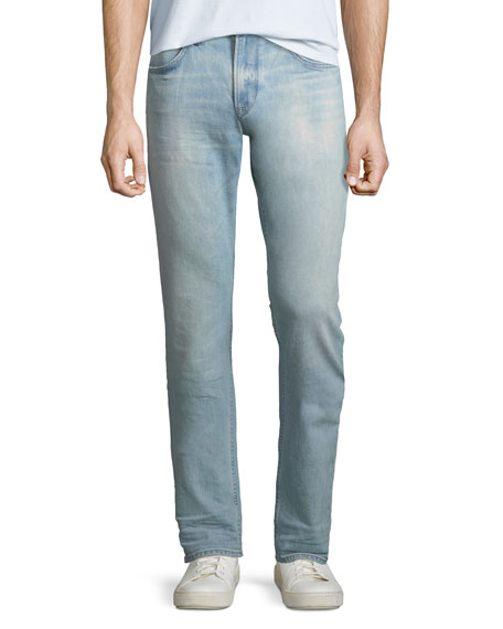 Hudson Men's Blake Slim-Straight Jeans, Rewired