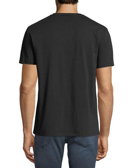 Men's Framed Skull Graphic T-Shirt