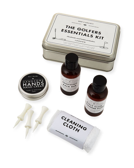 Men's Society Men's The Golfers Essential Kit