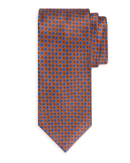 Stefano Ricci Medium-Circle Silk Tie