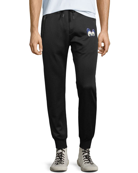 Disney Dark Fairy Tale Men's Track Pants