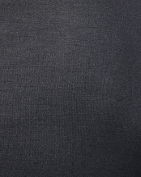 Men's Sequin Wool/Silk Tuxedo Jacket