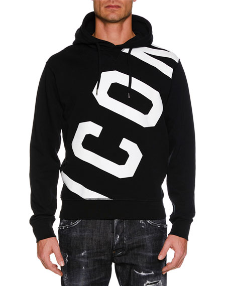 Men's Icon Graphic Hoodie