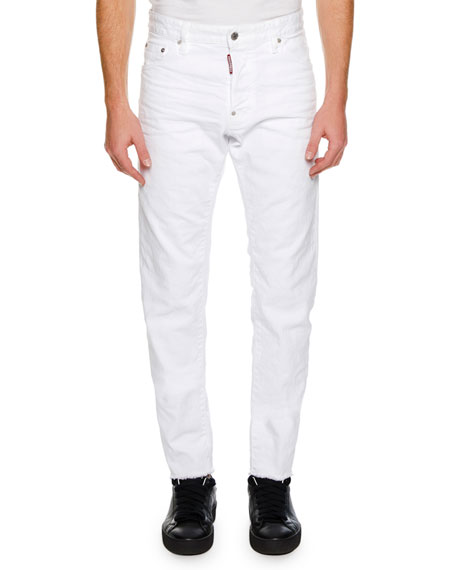 Men's Slim-Fit 5-Pocket Jeans